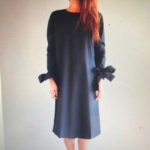 Solika navy sara dress